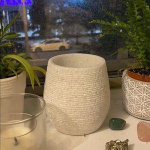 Anthropologie Mini ceramic planter